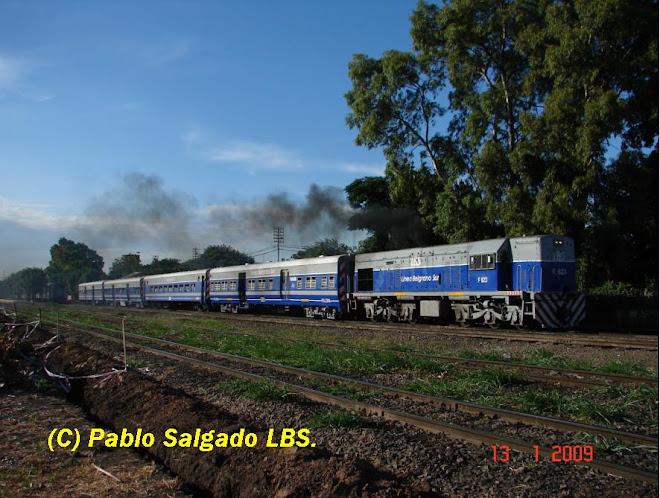 F 623 PARTIENDO DE EST. TAPIALES