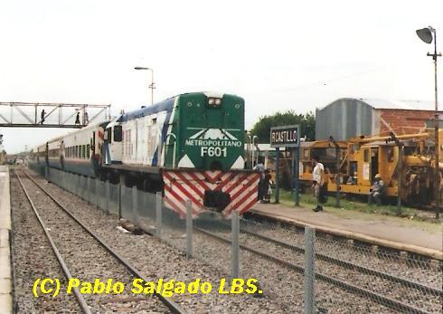 F 601 EN EST. RAFAEL CASTILLO