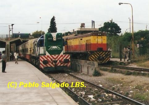 F 623 EN PARADA KM 12