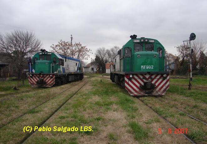 MF 901 - 902 DE MANIOBRAS EN TAPIALES