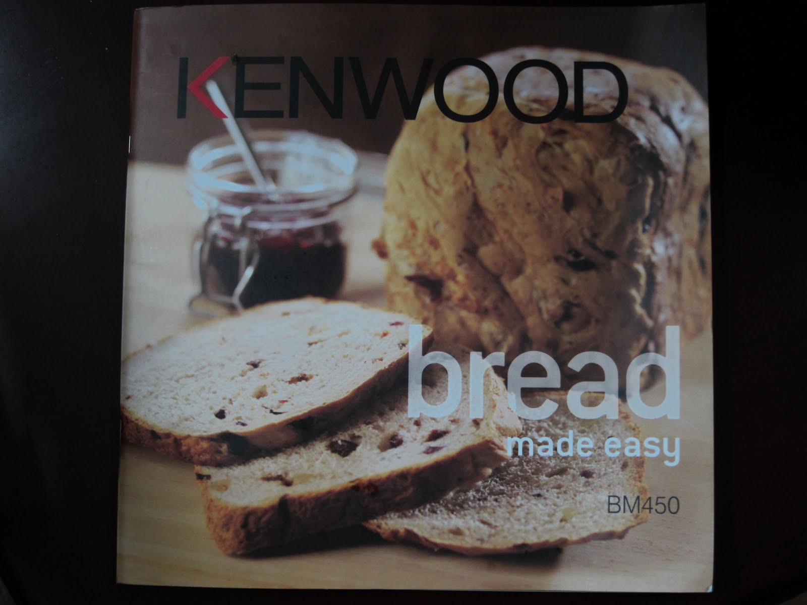 kenwood bread maker bm450 instructions