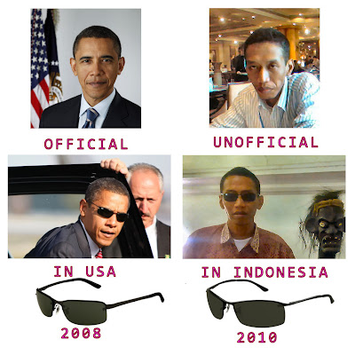 Official & Unoffical Fashion of Obama