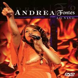 Andréa Fontes Audio do Dvd Ao Vivo 2008