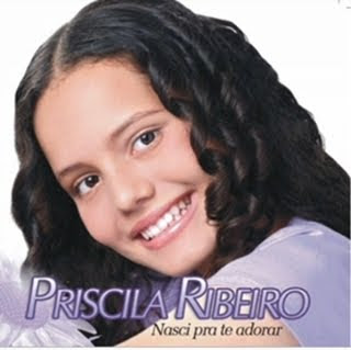 baixar cd Priscila Ribeiro   Nasci Pra Te Adorar 2009 | músicas