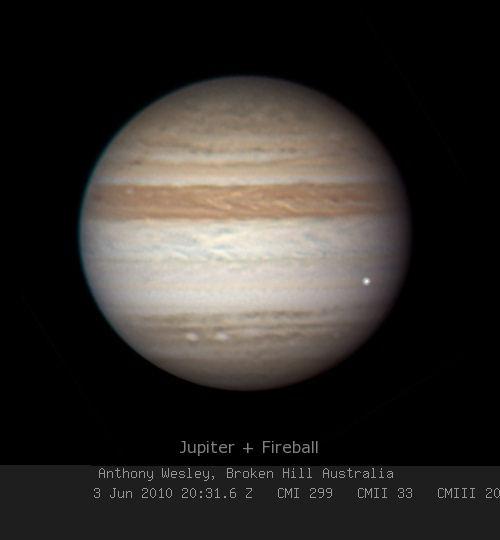 Júpiter: el Cinturón Perdido