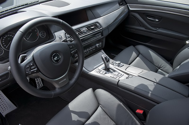 2010 Hamann BMW 5-Series Sedan
