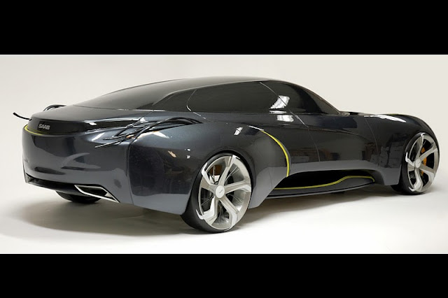 Exceptional 2025 Saab Sport Sedan Concept Study Car