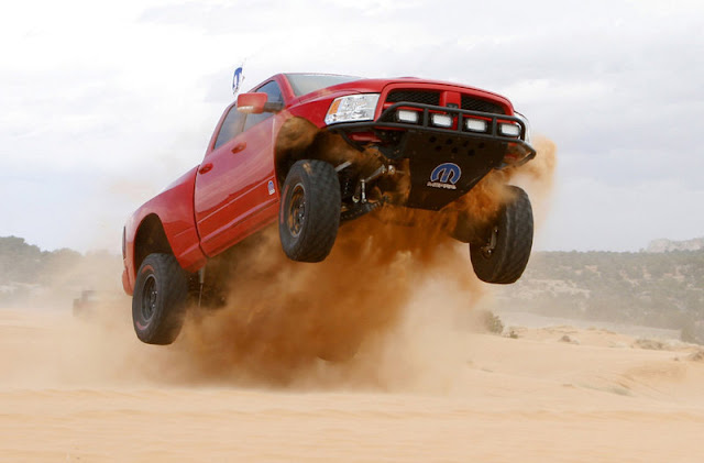 2011 dodge ram runner jump view 2011 Dodge Ram Runner