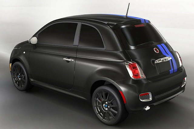 2012 Mopar Fiat 500