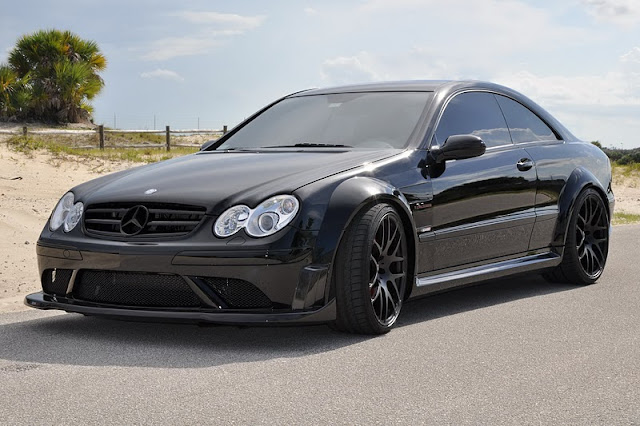 2011 RENNtech Mercedes Benz CLK 63 AMG Black Series
