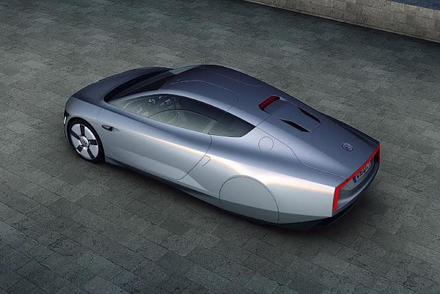 2003 Dodge Kahuna Concept. Volkswagen Xl1 Concept