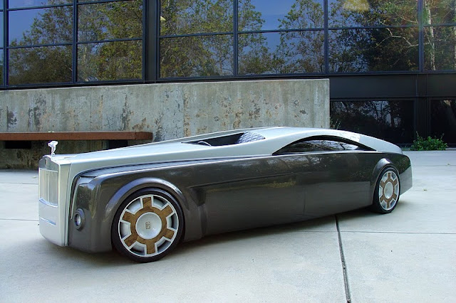2011 jeremy westerlund rolls royce apparition concept front side view 2011 Jeremy Westerlund Rolls Royce Apparition