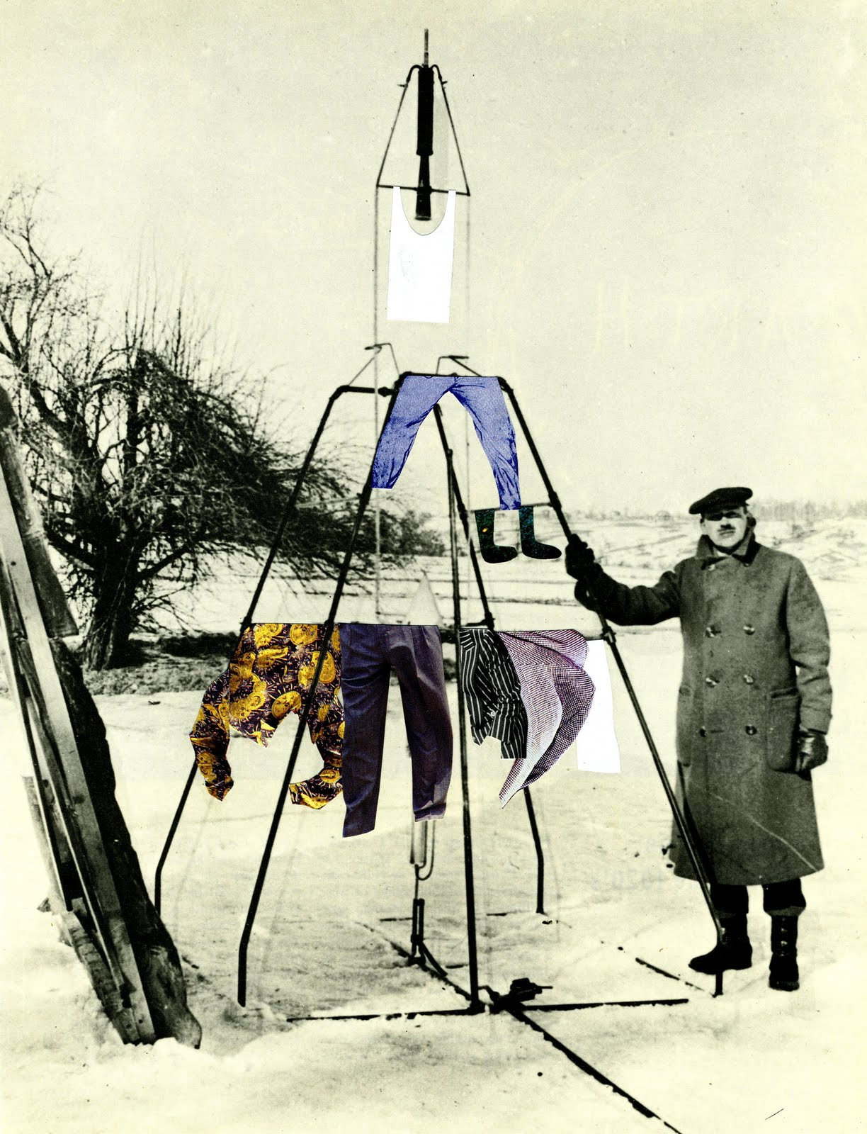 Inventor Of The Clothes Dryer ~ Scrapiteria clothes dryer inventor