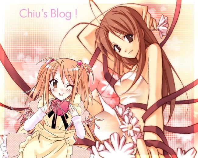 Chiu's Blog
