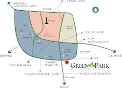 lokasi greenpark