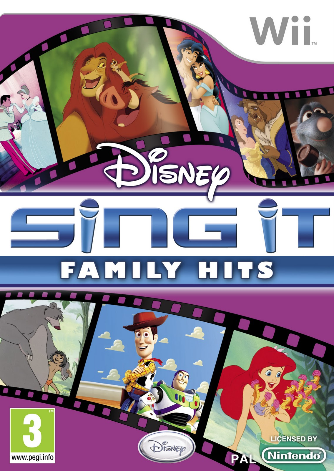 Disney Sing It: Party Hits Review (PS3) - YouTube