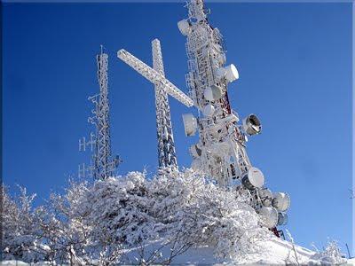 La nieve hace bella cualquier cumbre