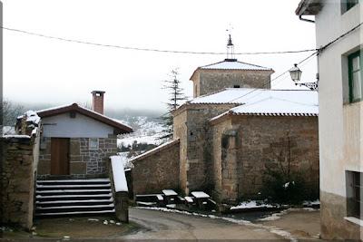 Iglesia de Basquiñuelas