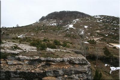 San Cristóbal visto desde Atxartea