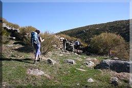Pequeño refugio de pastores