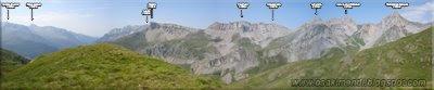 Vista desde el Ibón - Verano 2006