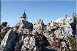 Buzón en la cima de Zerraluntxa