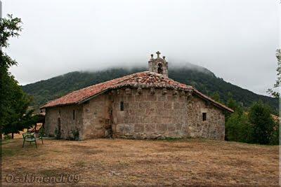 Ermita de Ntra. Sra. de Elizmendi