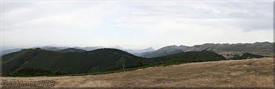 Panorámica desde Milpiribil - 2009