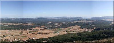 Panorámica desde la cima - 2009