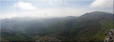 Panorámica desde Lekanda