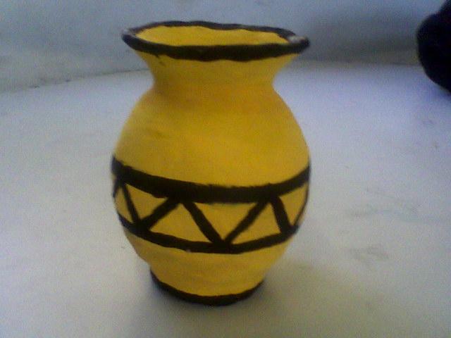 Vasos inspirados na Antiguidade Clássica