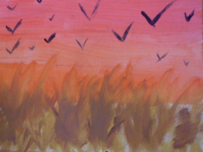 Pinturas inspiradas no Impressionismo