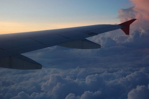 Flying with a dream...