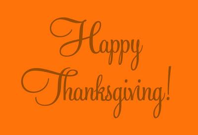 Happy Thanksgiving! via TheELD.com