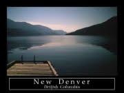 Order New Denver Poster