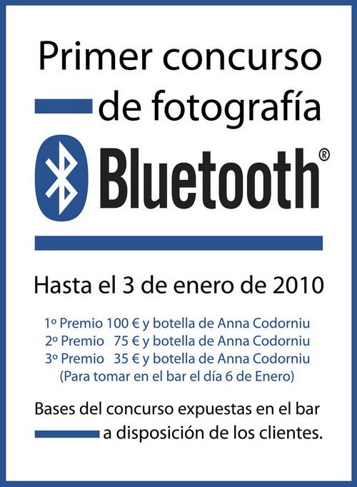 CONCURSO BLUETOOtH