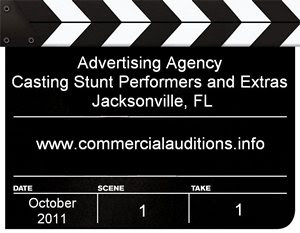 Commercial Casting Call Jacksonville