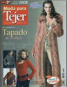 Moda Para Tejer №6 2008