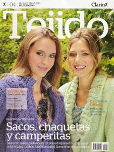 Revista ClarinX Tejido №4 2010
