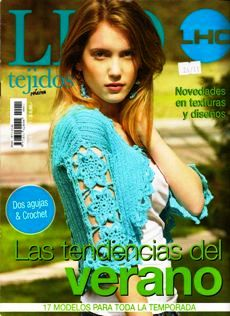 Revista LHO tejidos Ano3 №11