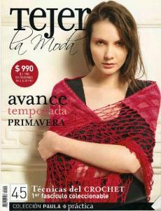 Revista Tejer la moda №45