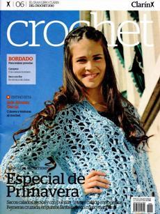 Revista ClarinX Crochet №6 2010