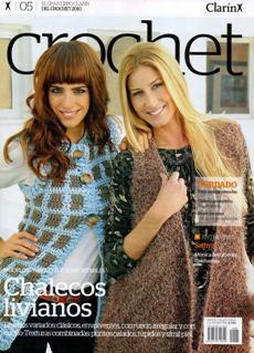 Revista ClarinX Crochet №5 2010