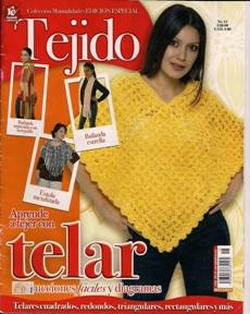 Revista Tejido №15 2010