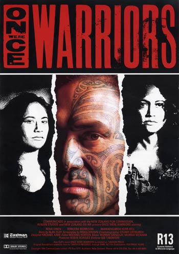 once were warriors essay Lee tamahori's once were warriors filmic technique plays a vital role in the way an audience looks at a character or society in a whole lee tamahori's film.