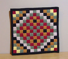 6 inch miniature quilt