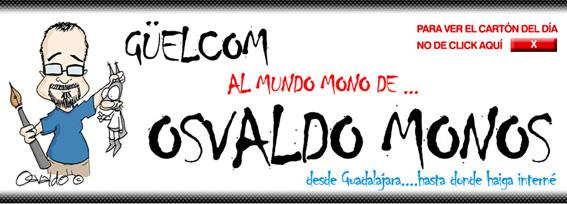 EL MUNDO MONO DE OSVALDO MONOS