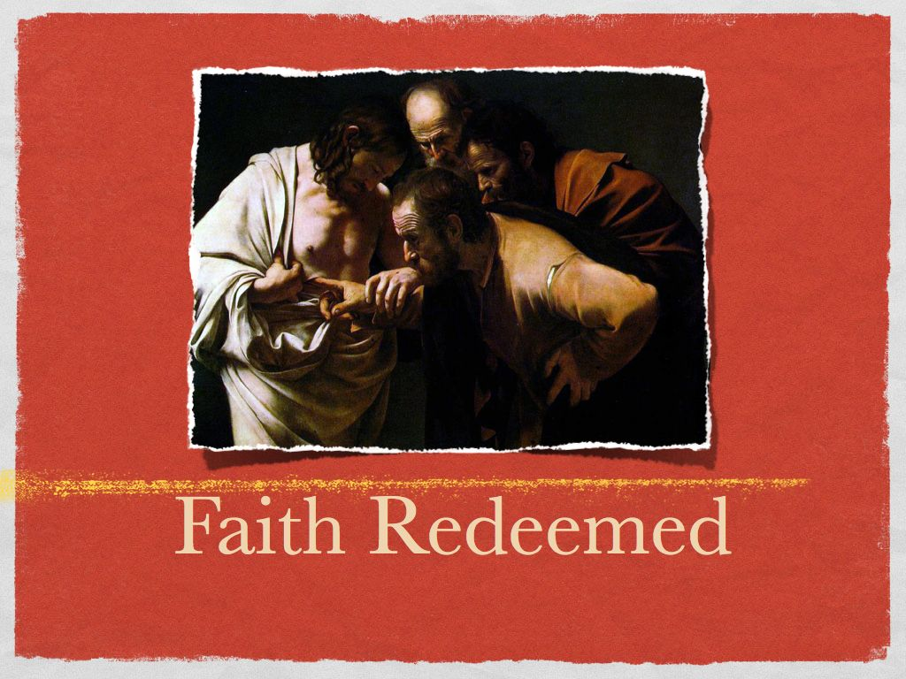 Faith Redeemed