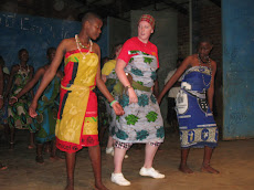 Malawi Traditional Dancing