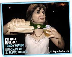 Nuestras candidatas:Patricia Bullrich no pasó el control de alcoholemia